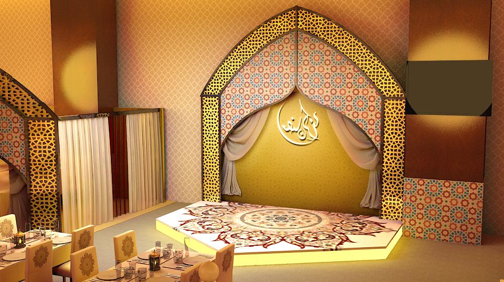 Ramadan marriot wanasa doha qatar on behance ramadan stage marriot wanasa doha qatar junglespirit Images