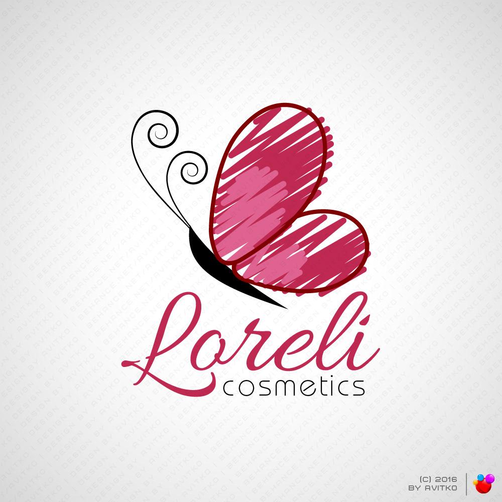 beauty logo branding  butterfly logo Icon logo Logo Design logo designer Logotype лого логотип