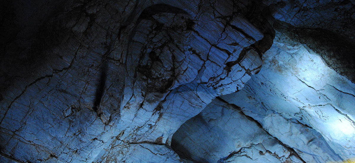 Caving tunisia Speleologie