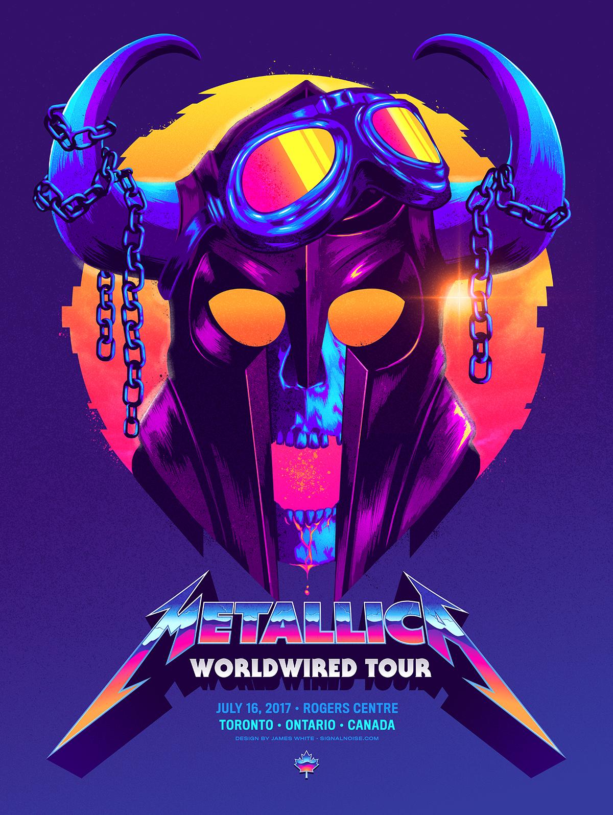 Metallica Tour Toronto