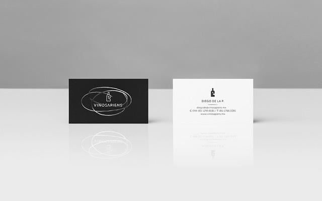 Beliebt 50 Business Cards on Behance FK98