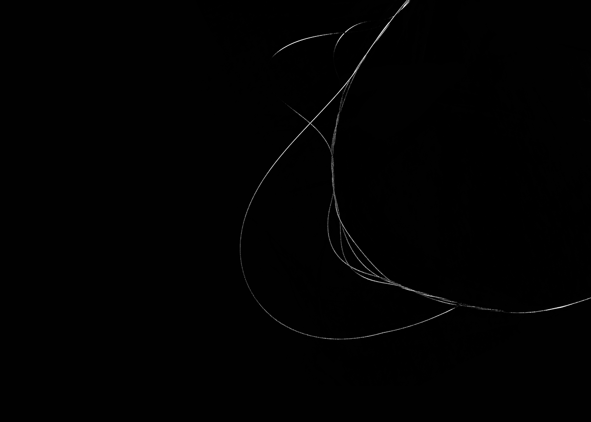 abstract blackandwhite curves lines