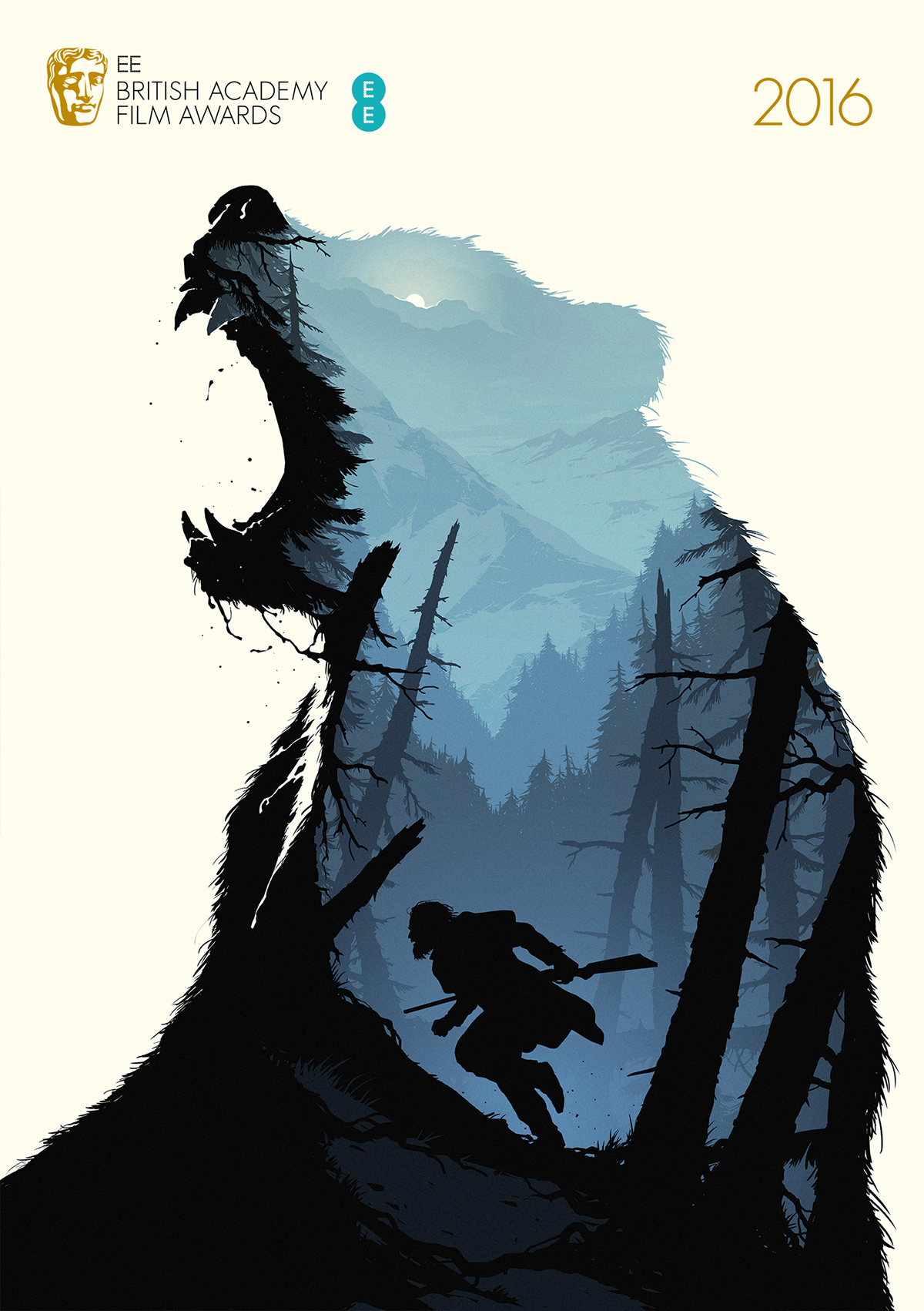 Movie Poster brother bear movie poster : BAFTA 2016 Best Film posters on Behance