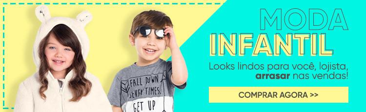 Banner para site | Moda Infantil on Behance