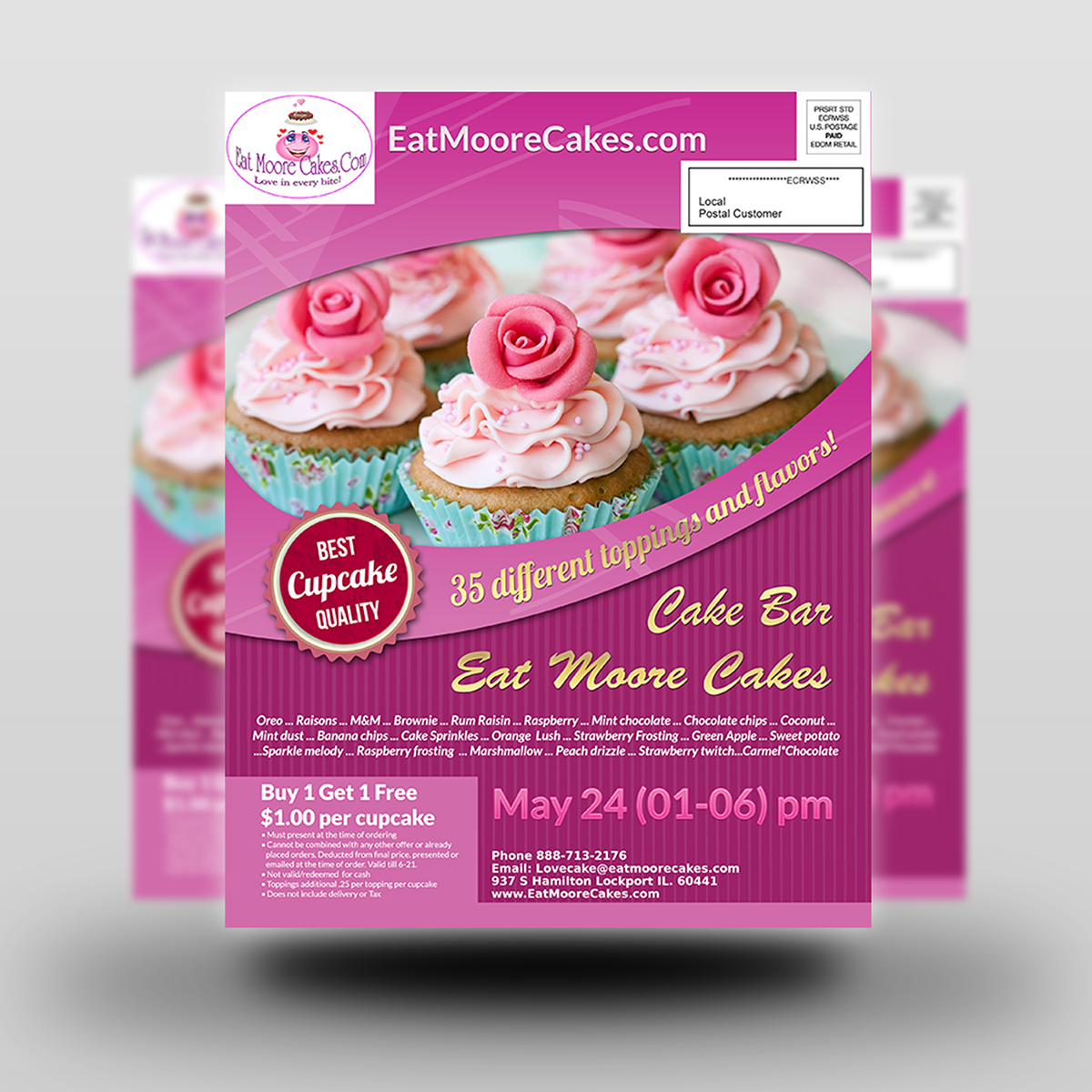 cake flyer design ecza productoseb co