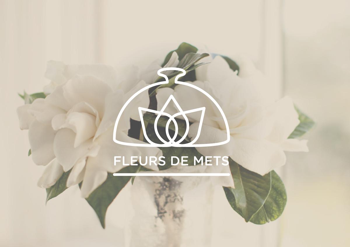 Fleurs De Mets On Behance