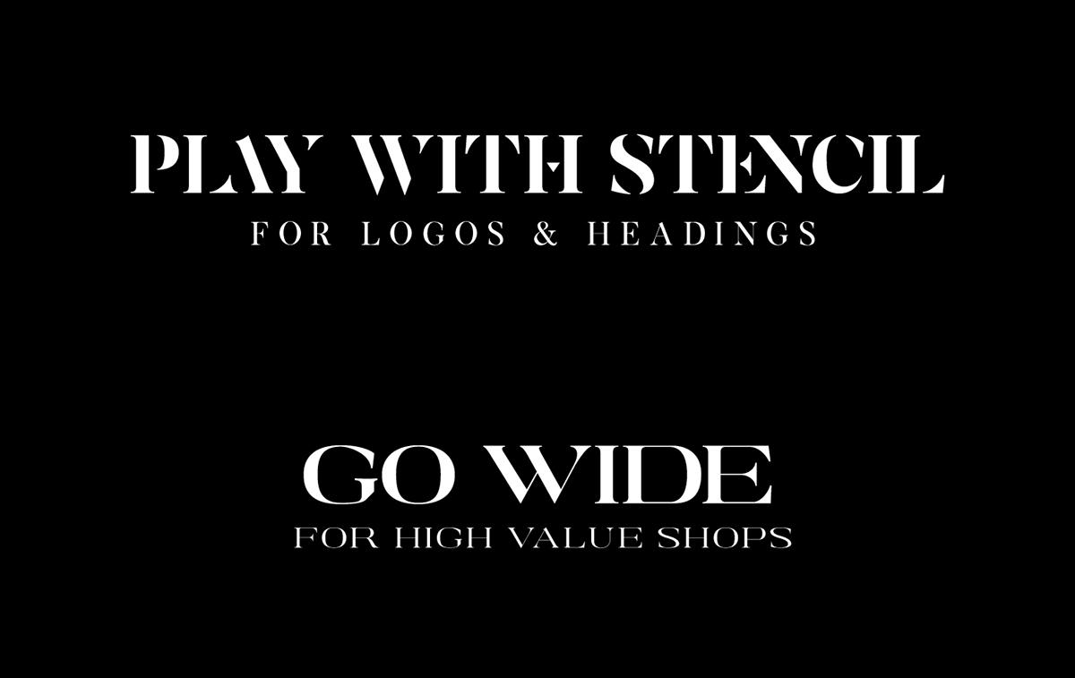 font free download Typeface Andrew Herndon Free font exodus new serif elegant luxury Display Space  free typeface logo