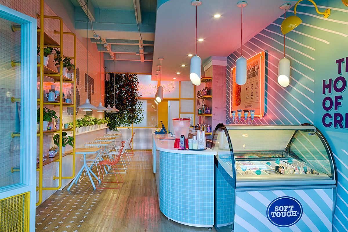 Soft touch mall zona 2 dise o de restaurante on behance - Restaurantes de diseno ...