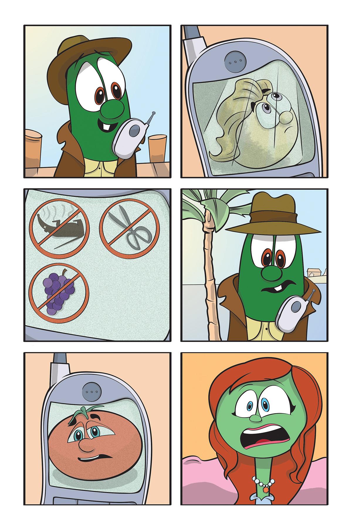 veggietales minnesota cuke coloring pages - photo#22