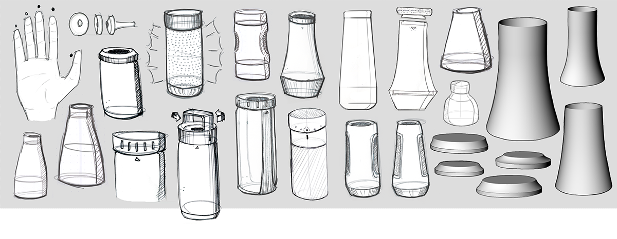 Sketch Pages On Behance