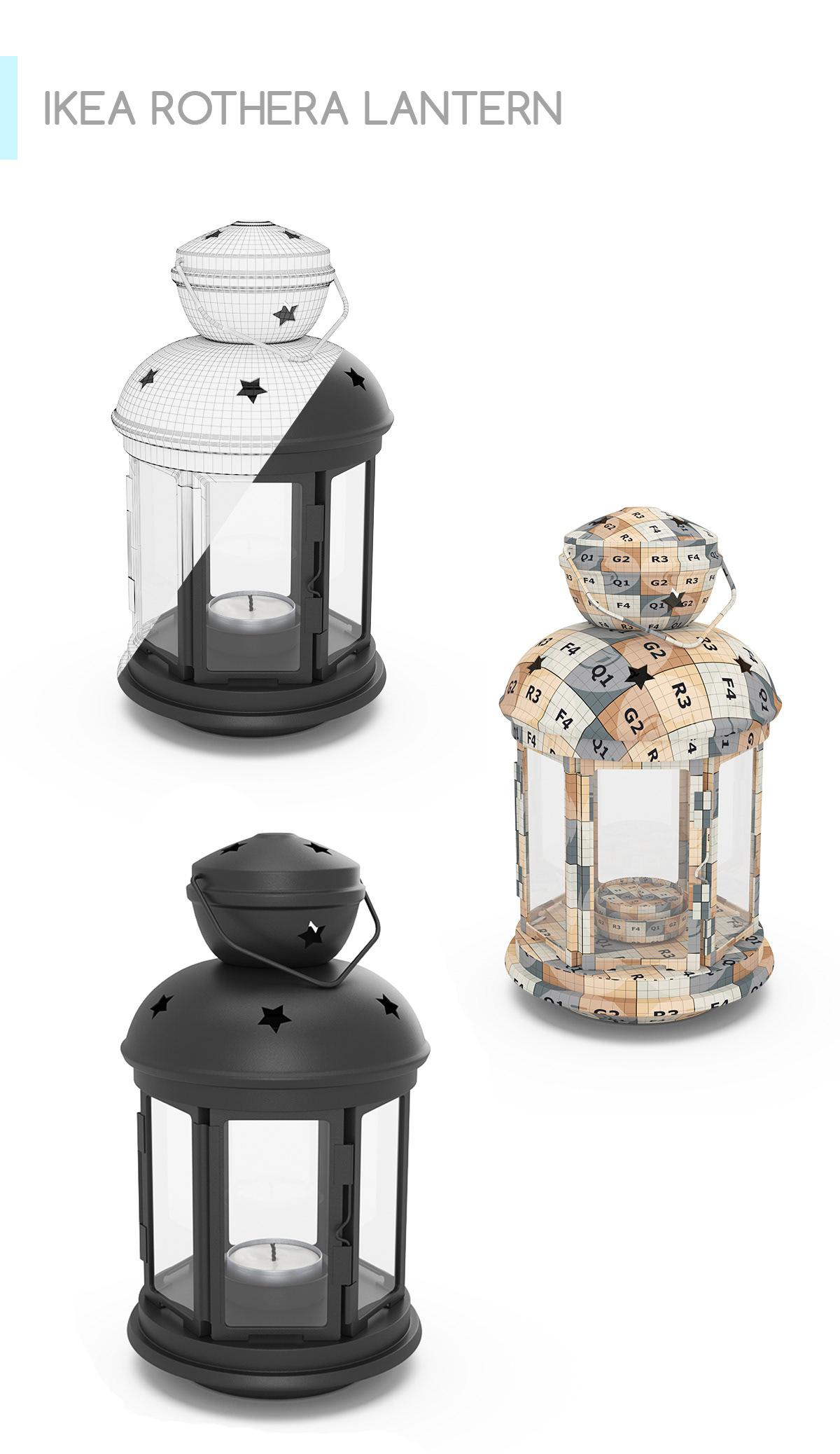 3d lab academy 3d Models concrete pendant lamp download free Grey Bliss Teapot 3D free 3d models freebie ikea