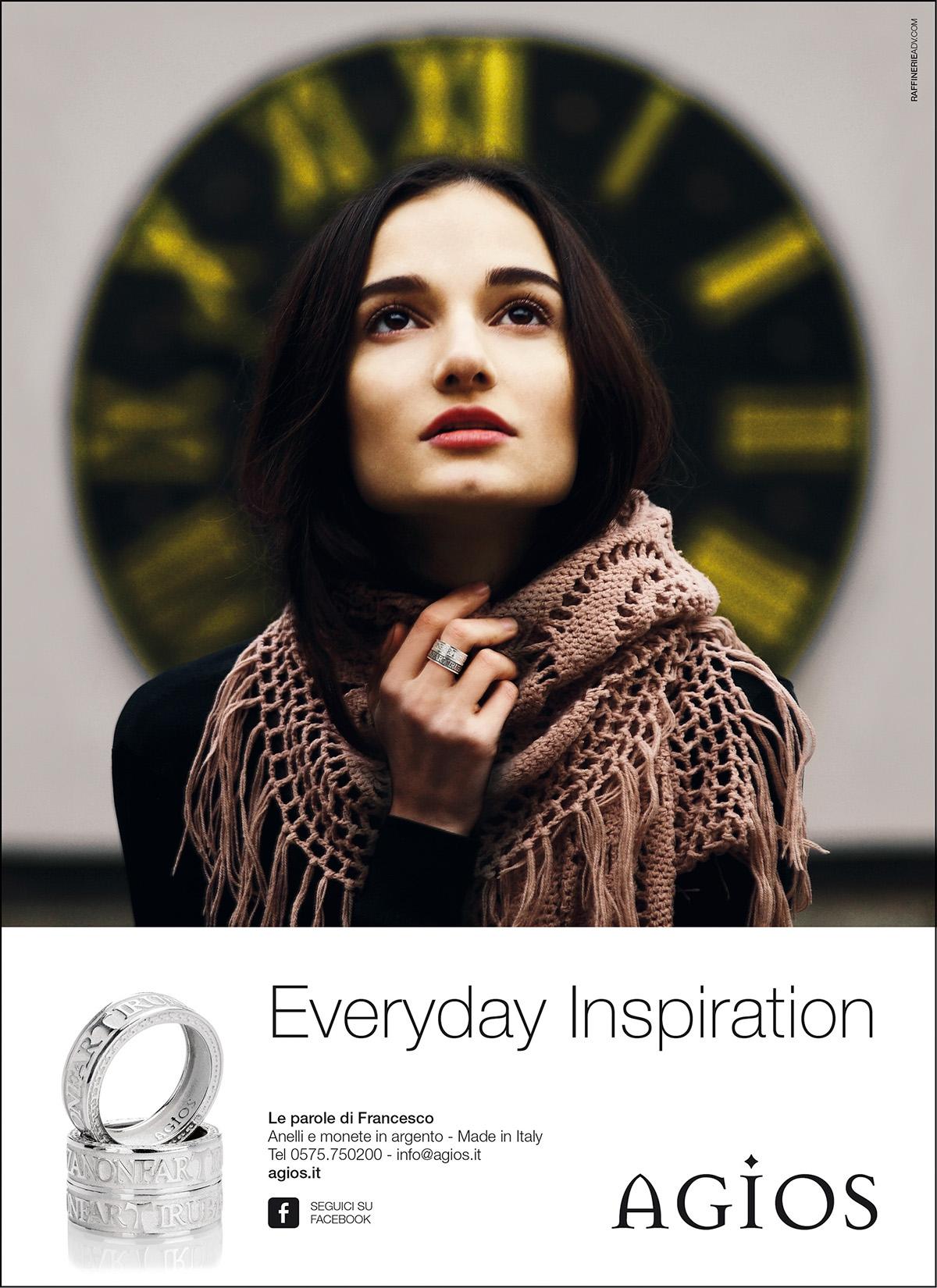 raffinerie Agios inspirational jewelry