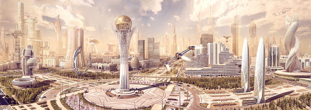 будущий казахстан в картинках