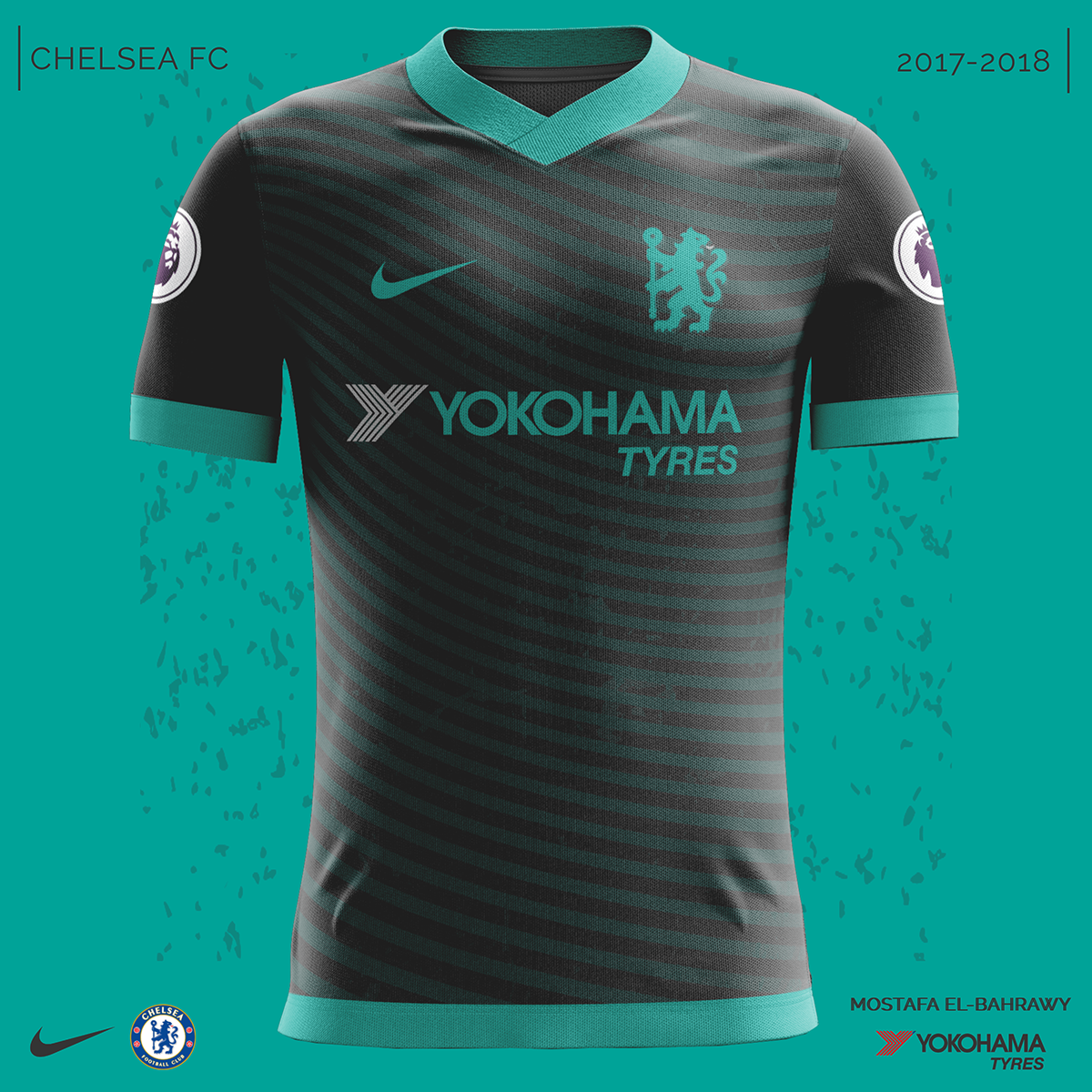 Chelsea Kits For Fts 15