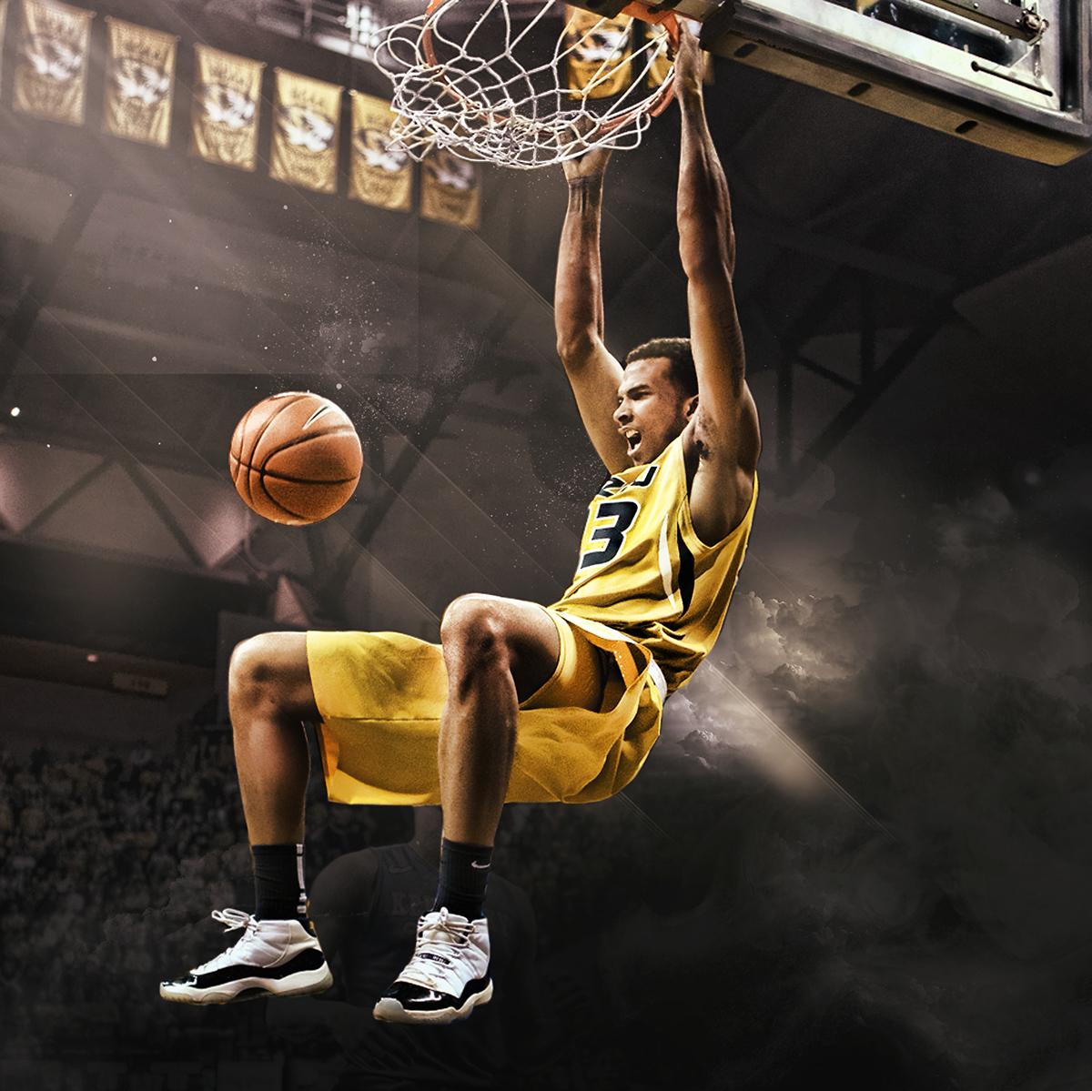 Mizzou Basketball Graphics On Behance
