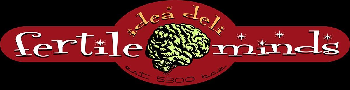 Fertile Minds Idea Deli Sign on Behance
