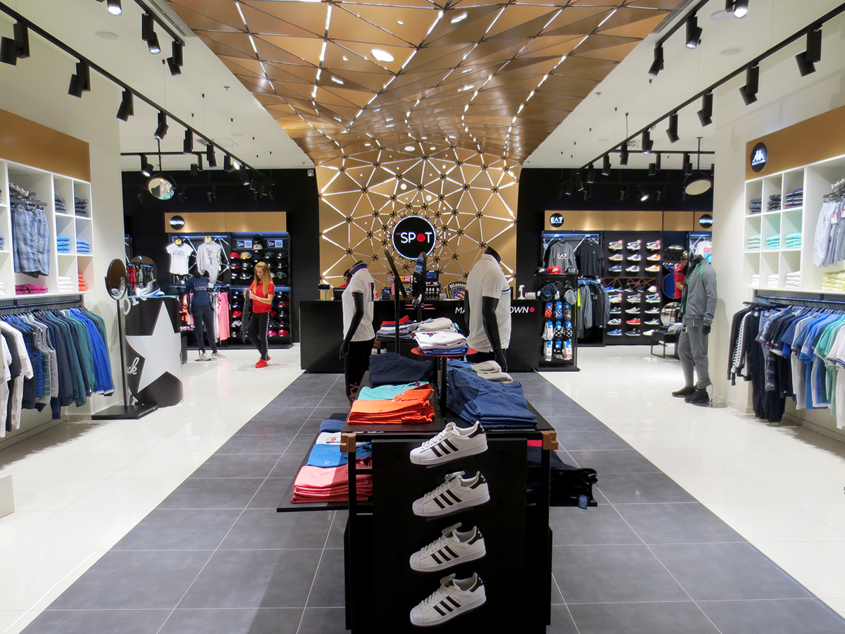 The Spot Is An Unique Sport Fashion Store That Sells Top Sport Inspired  Lifestyle Footwear And Apparel Of Worldu0027s Leading Brands. The Furniture And  Interior ...