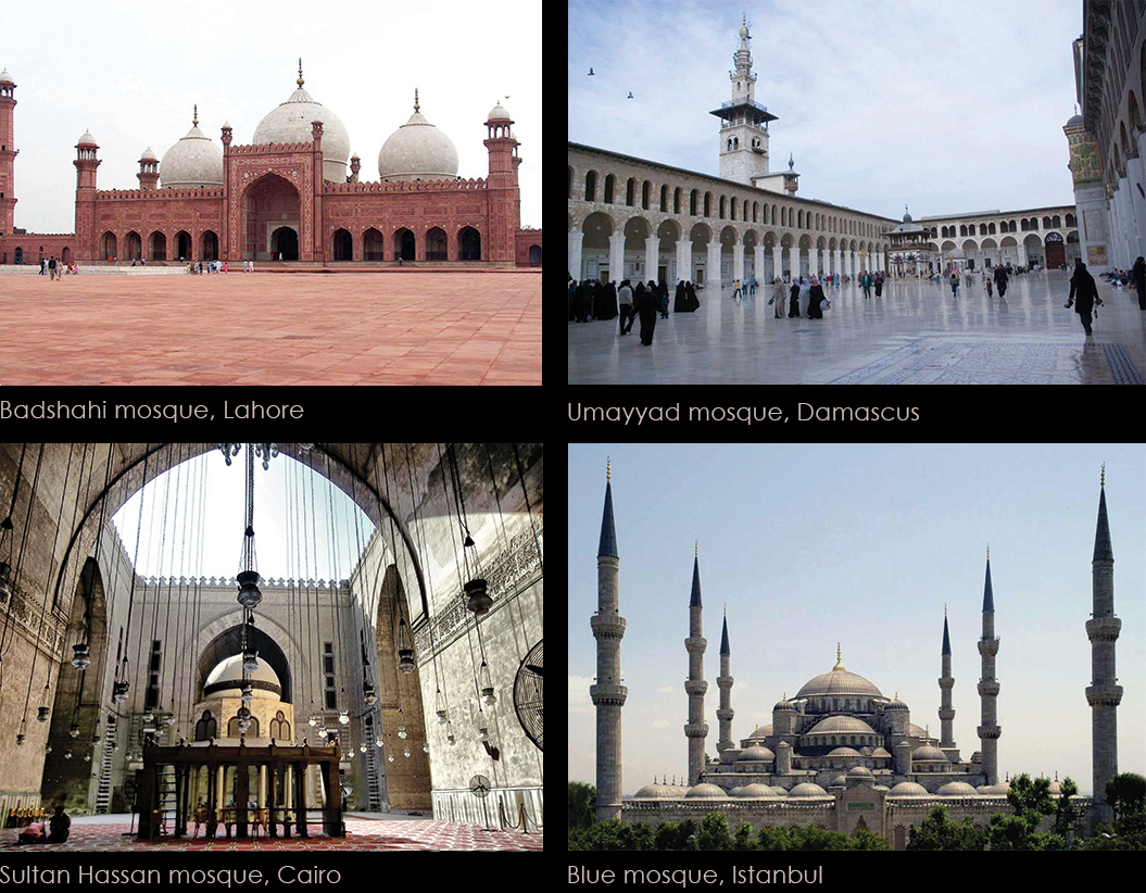 mosque  islamic center on behance. design approach