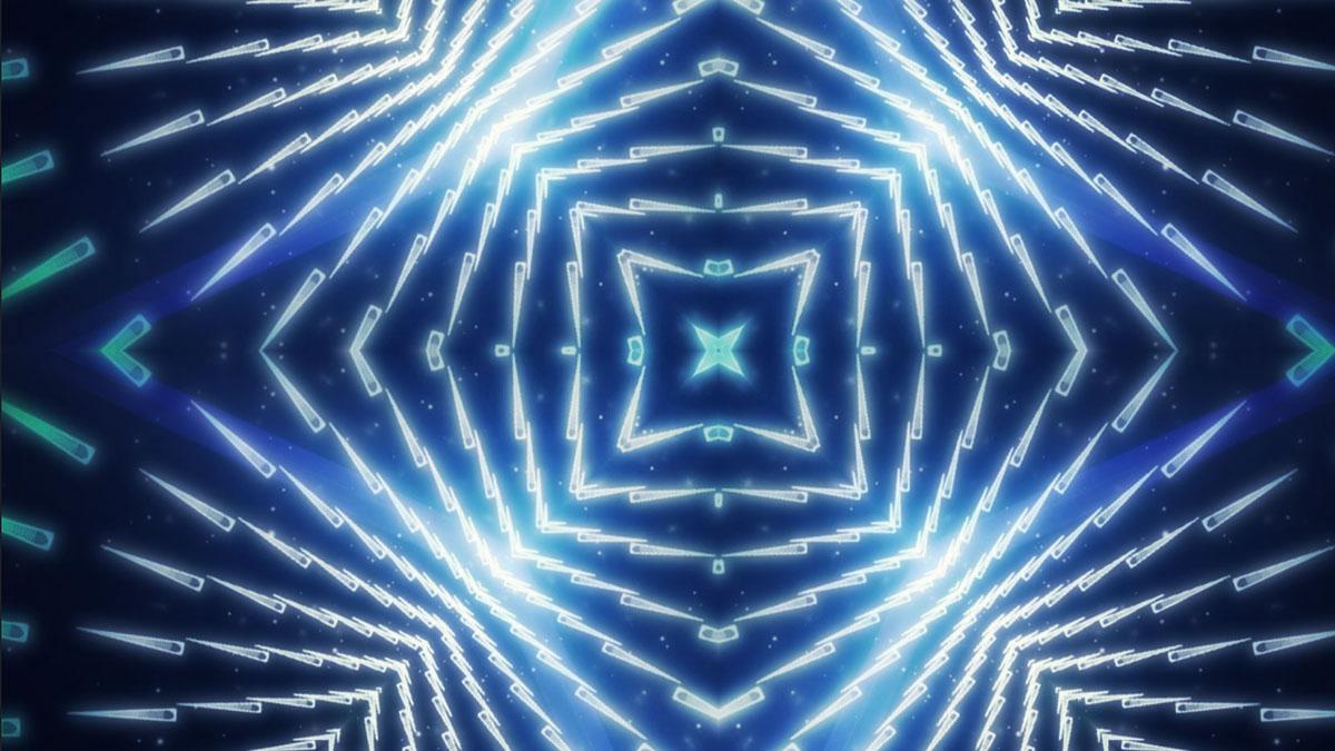 geometry art installation germany mexico trip Drugs