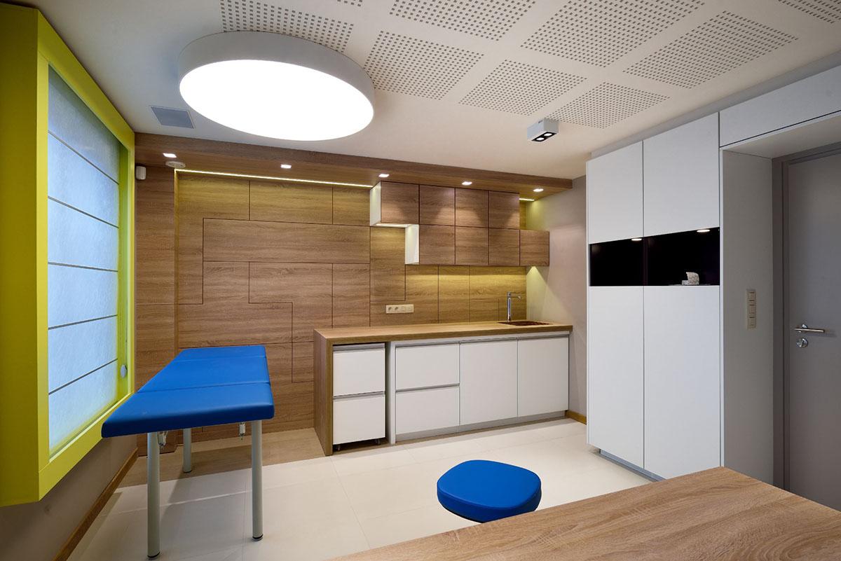 Interior design for pediatric practice on behance - Practice interior design at home ...