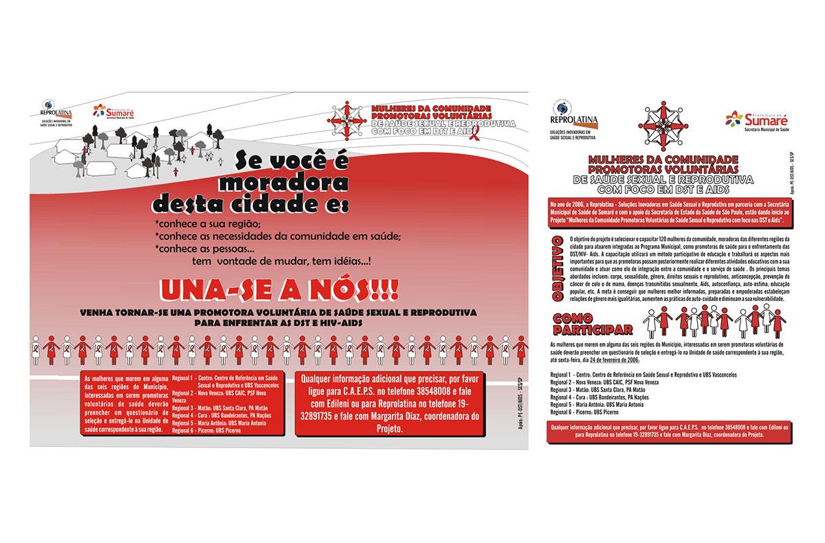 Graphic Design : poster & folder on Behance