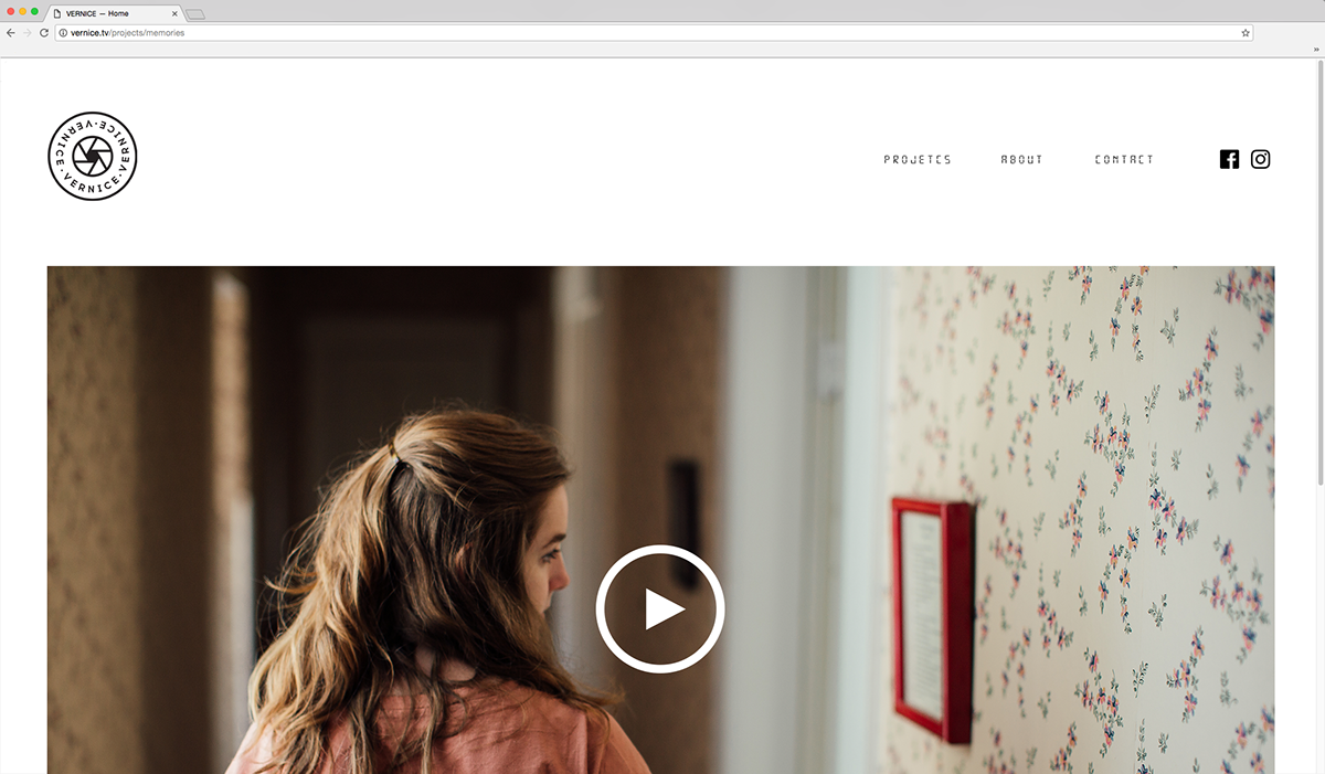 brand brand identyt logo Website asrt direction video Video Production lights Film   movie