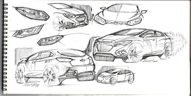 all new sketchbook on behance