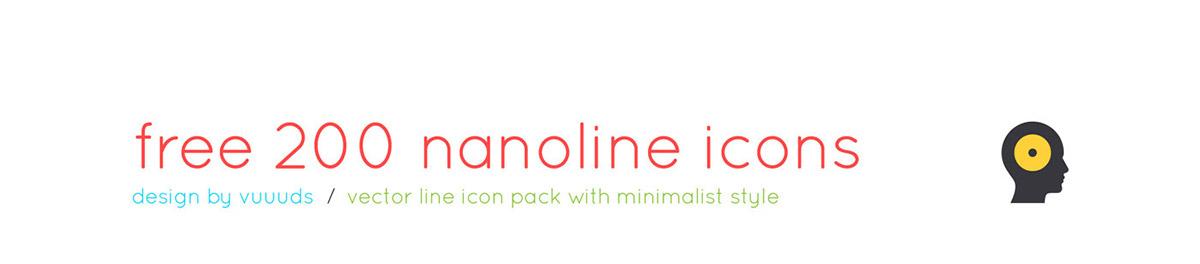 free,download,Nanoline,Icon,vector,line