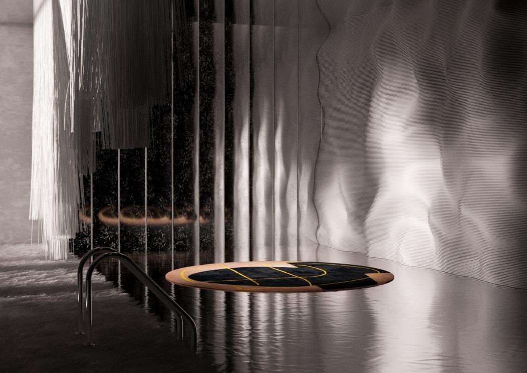 New York,Alex Proba,studio proba,reisinger,rugs,explorations,Interior,set design