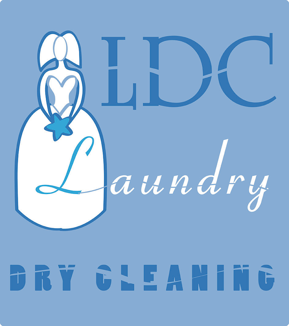 laundry logo by Zoe Zuniga
