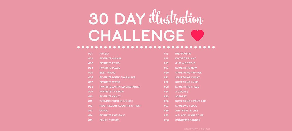 Character Design Day Challenge : Day illustration challenge on behance