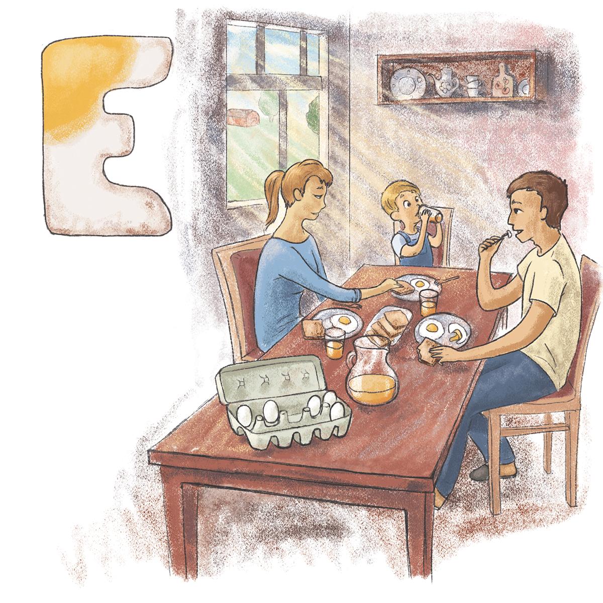 children illustration Adobe Photoshop Drawing  ILLUSTRATION