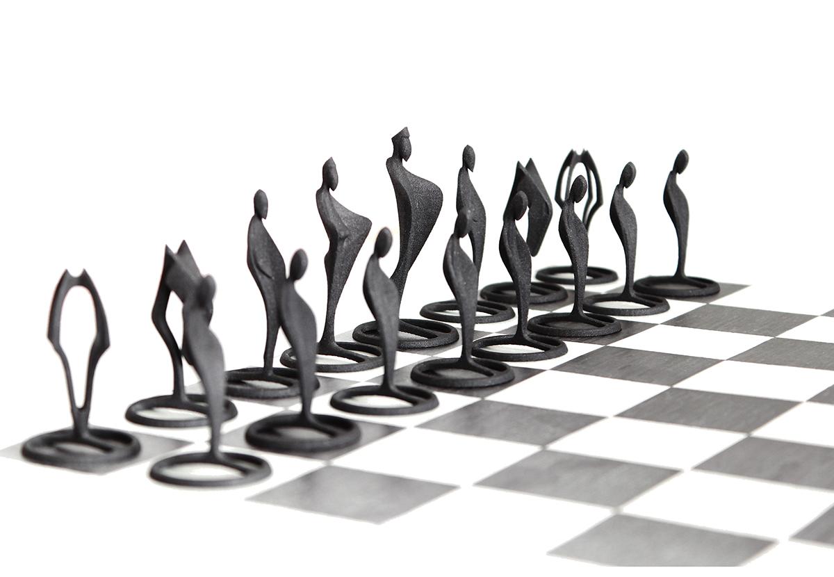 Pandov Chess On Behance