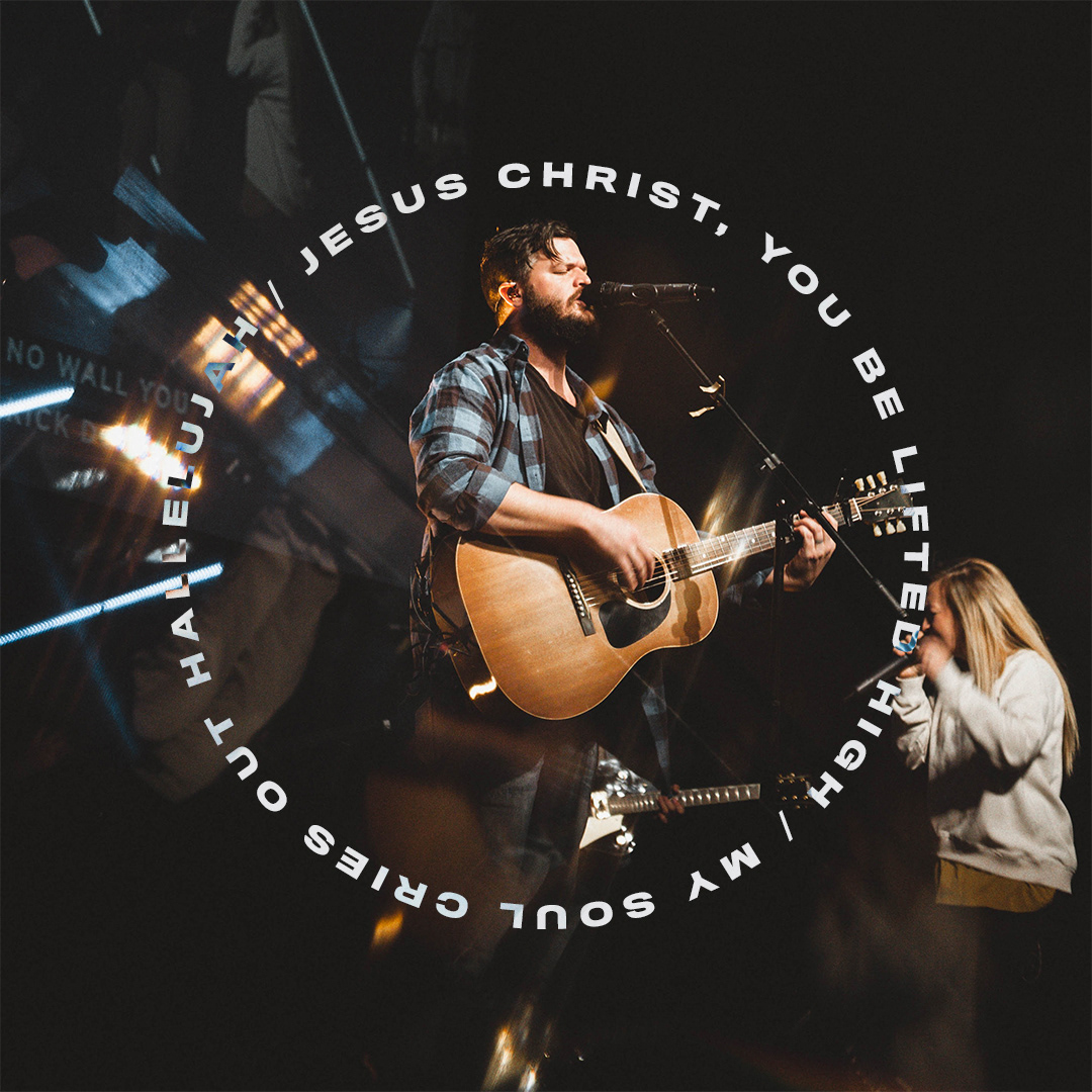 Lifepoint Worship music album art lifepoint Cover Art type you alone