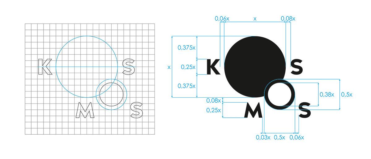 ID identyfikacja kosmos logo logotyp