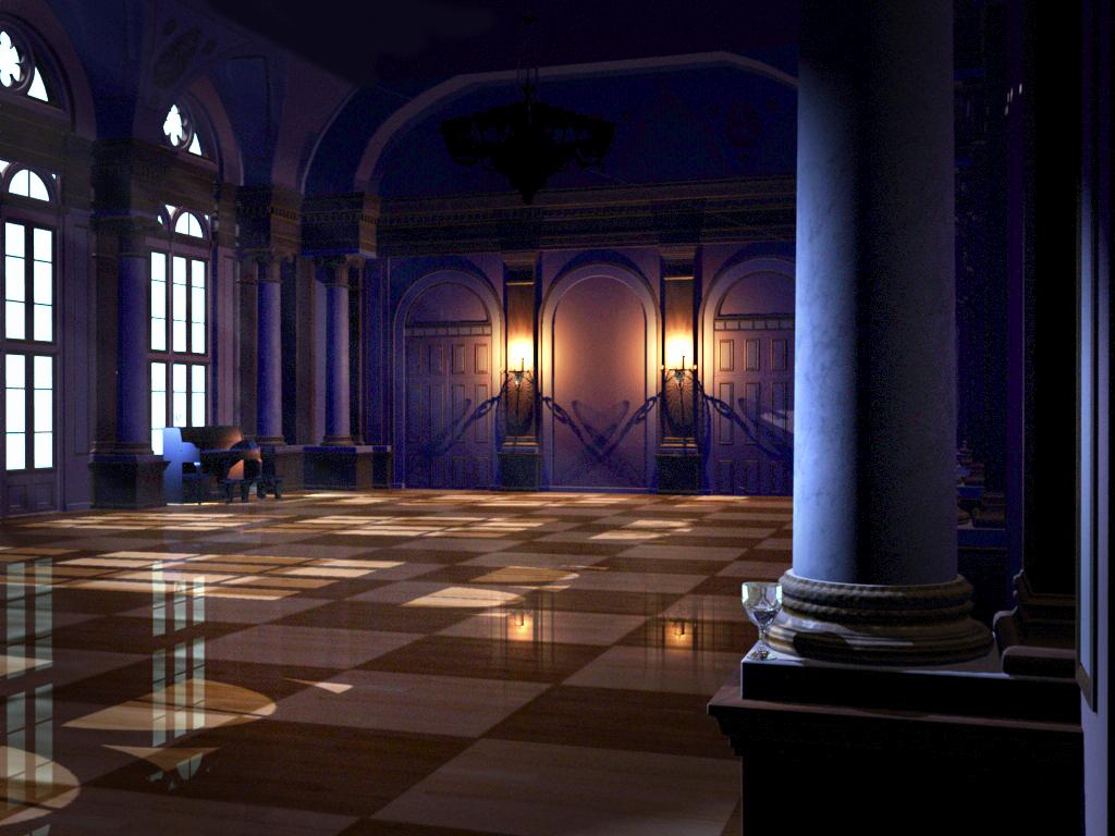 The Ballroom on Behance
