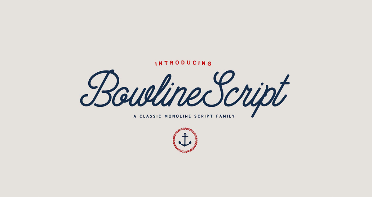 Behance New Projects TYPOGRAPHY Script typeface Fonts