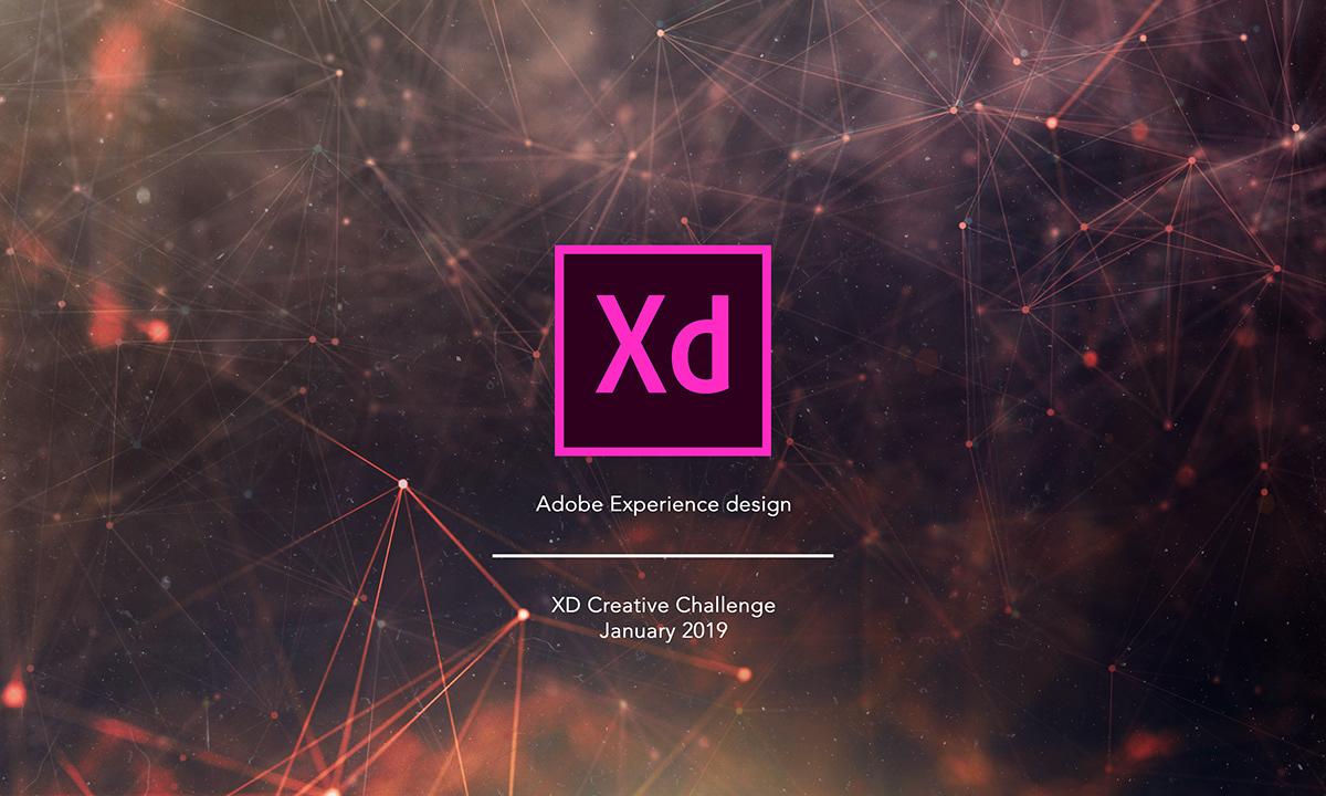 Adobe XD Daily Creative Challenge 2019 on Behance