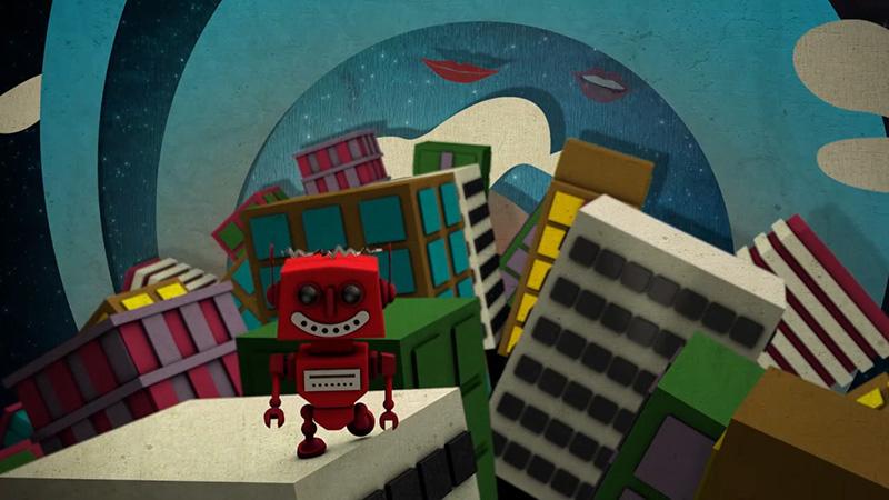 Caja Mágica Soda Producciones Esta Niña Estudio caracas venezuela Marisol Longo P3P510 vintage robots Carolina Iglesias toys Guayoyo Motion Graphics