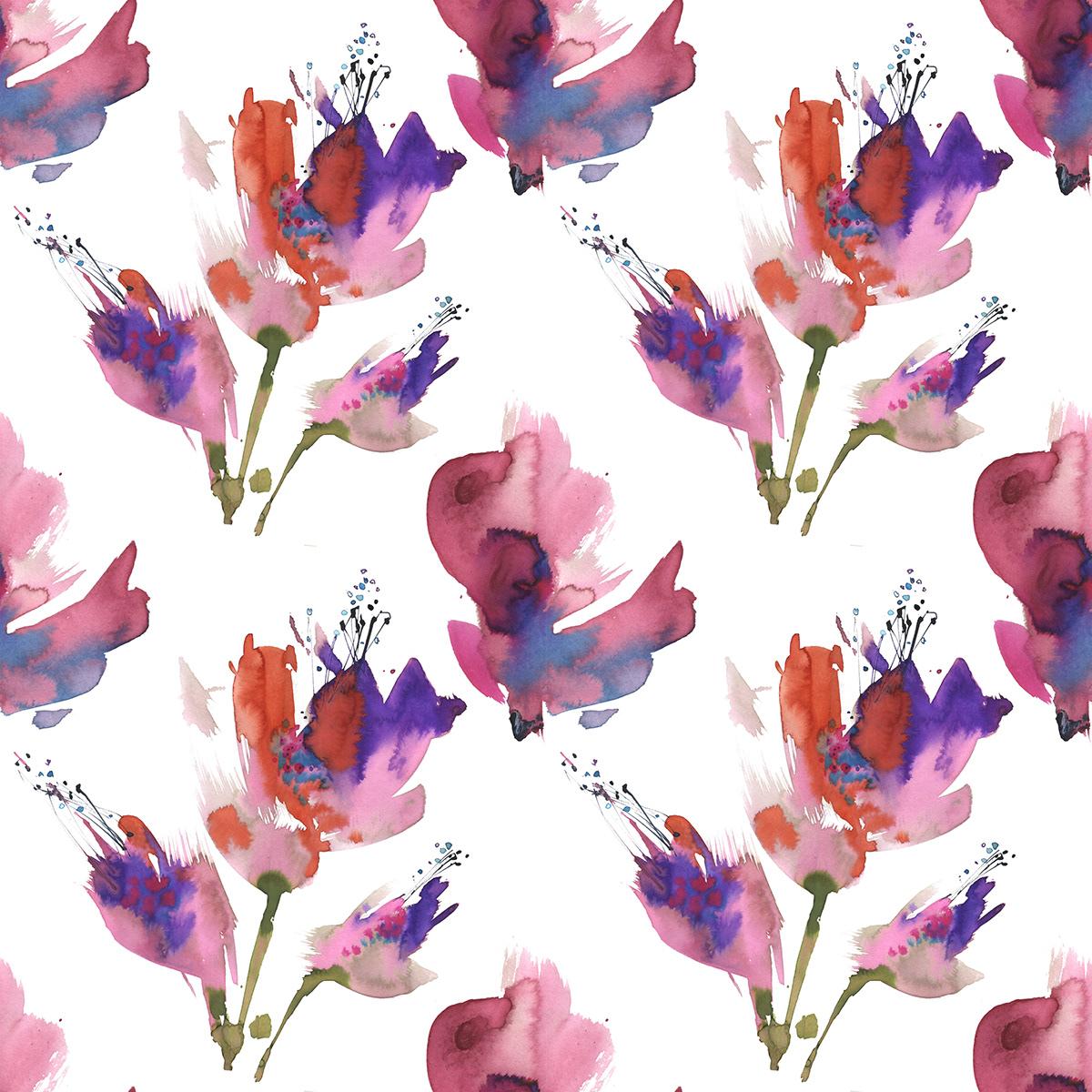 art paper Patterns prints wallpaper watercolor