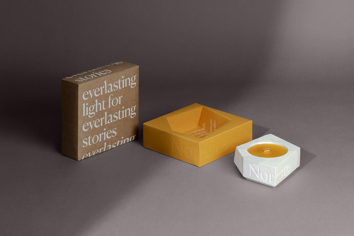 art direction  candle graphic design  Packaging Photography  product self-promotion RECYCLED reusable materials