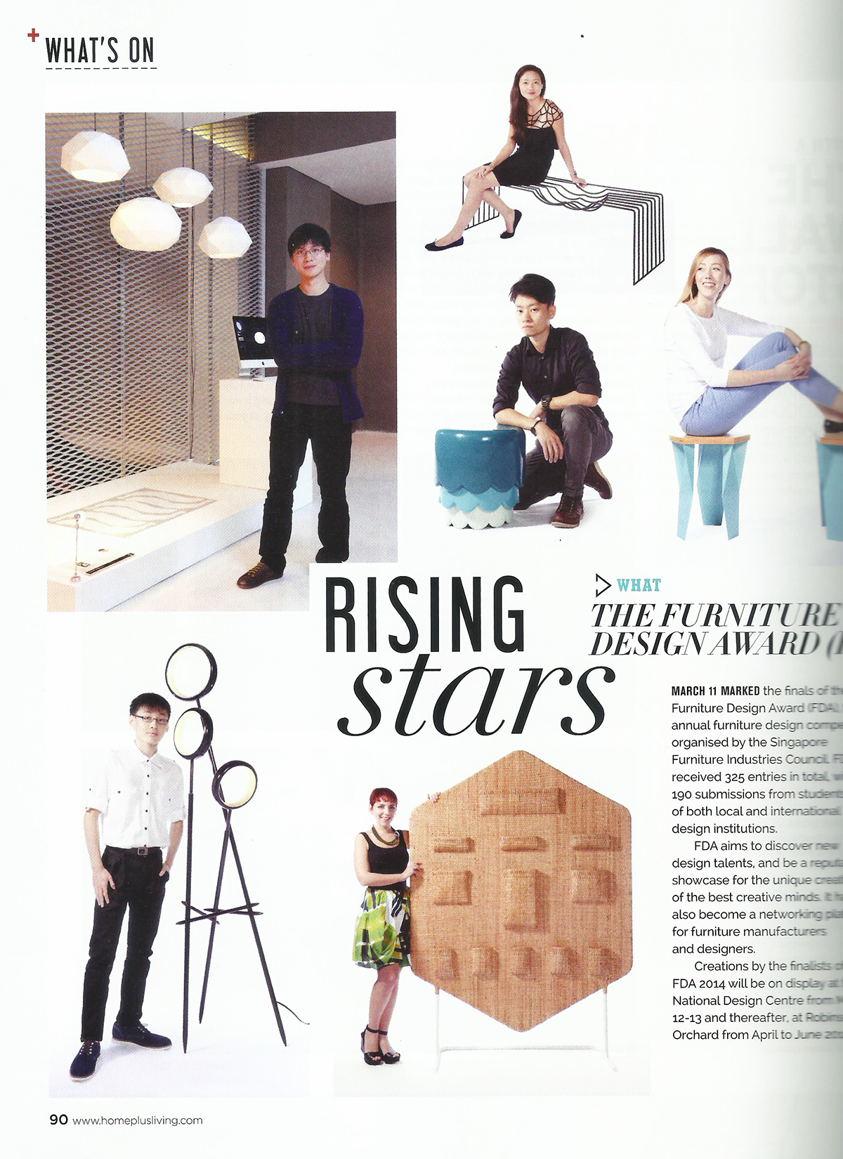 N I S H I K I G O Furniture Design Award On Behance