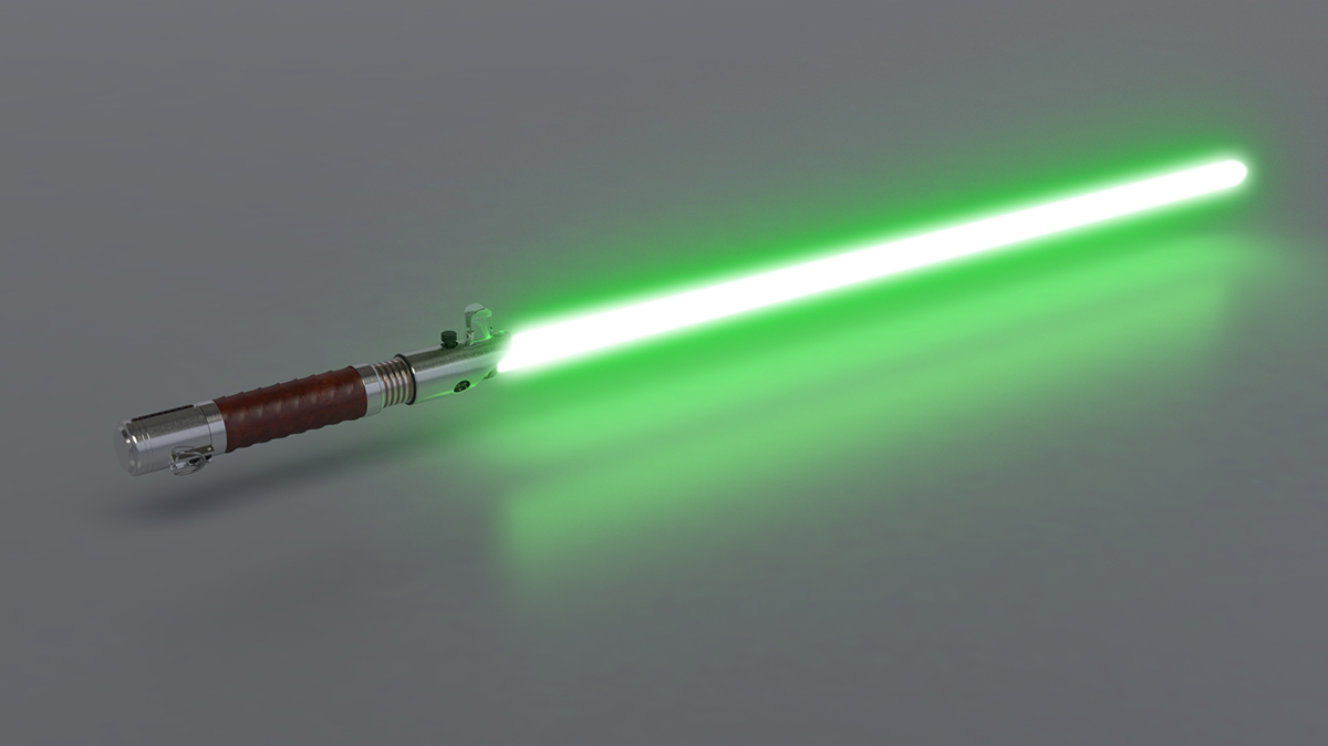 Custom Lightsaber Project On Behance Battery Wiring Diagram