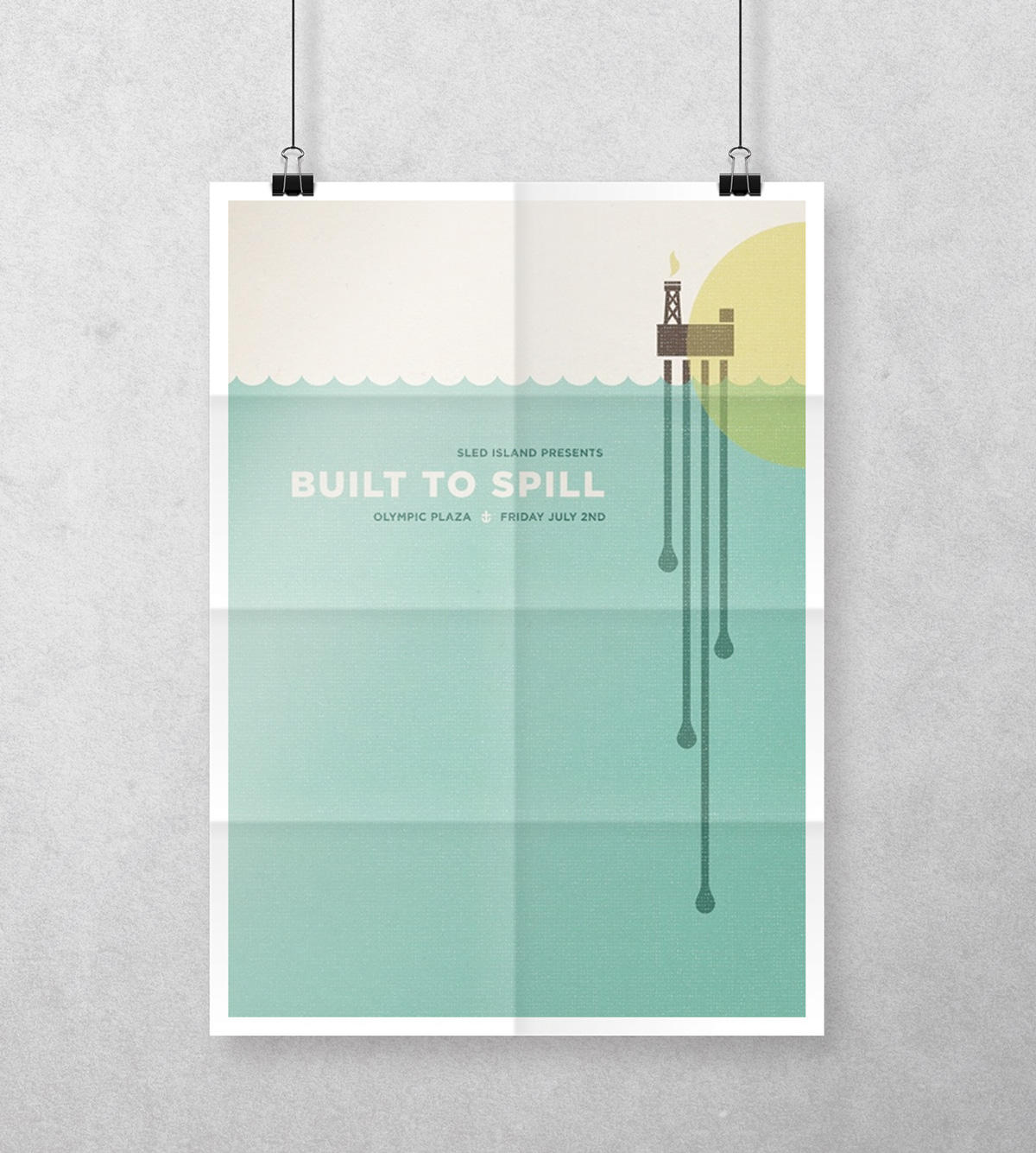 Free Poster Mockup Psd On Behance