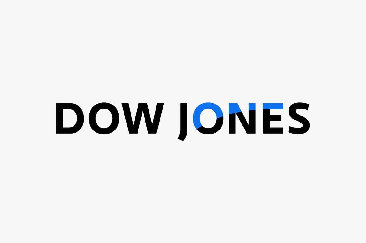 Dow Jones & Company on Behance
