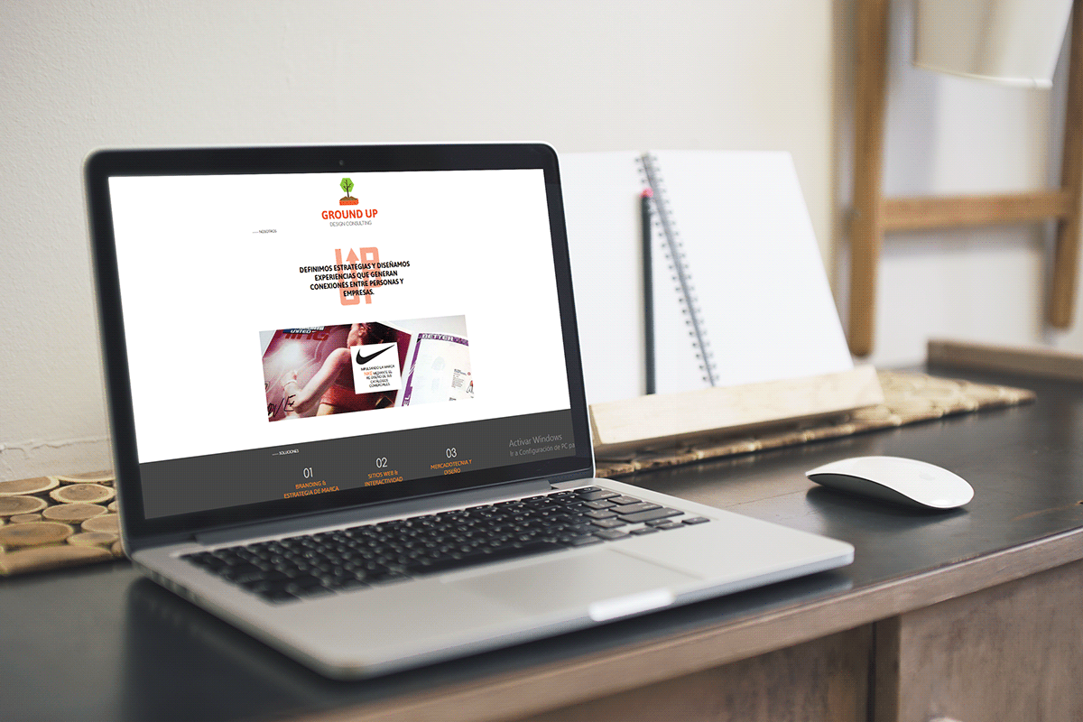 branding  design logo site studio Web