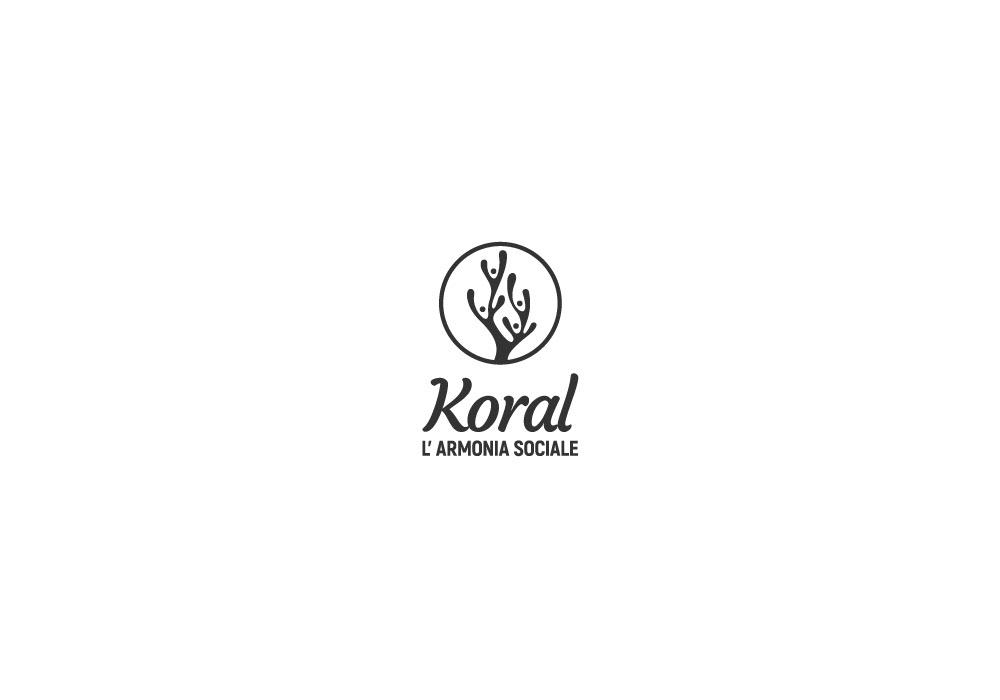 brand brand identity branding  business coral gecko lettering logo Logo Design Logotype