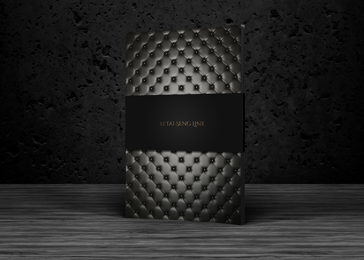 Luxury Real Estate Brochure Design Concept on Behance