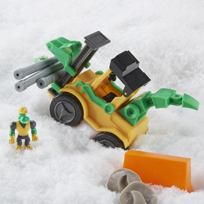 Dino Construction Company on Behance