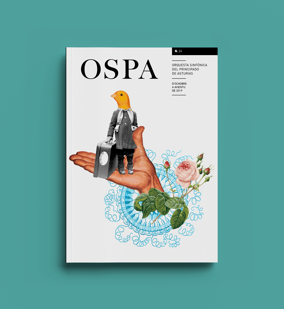 collage music orchestra OSPA